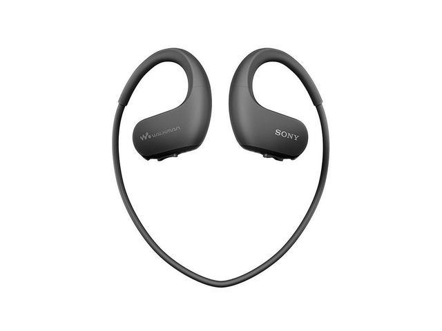 Imagem de MP3 Player Esportivo Sony Walkman NW-WS413 Preto 4GB à Prova de Água