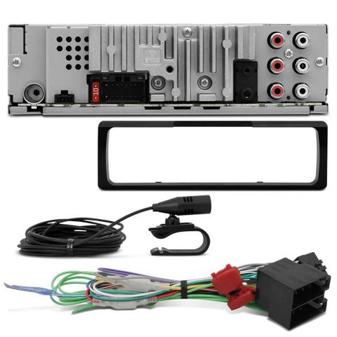 Imagem de MP3 Player Smartphone Receiver Pioneer 1 Din SPH-C10BT USB Bluetooth MP3