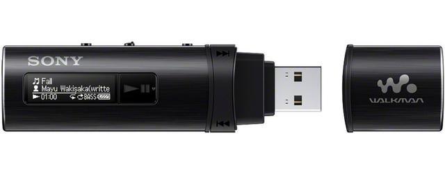 Imagem de MP3 Player Sony Walkman NWZ-B183F Preto 4GB