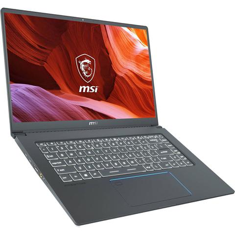 "Notebookgamer - Msi Prestige 15 I7-10710u 4.0ghz 64gb 1tb Ssd Geforce Gtx 1650 Windows 10 Professional 15"" Polegadas"
