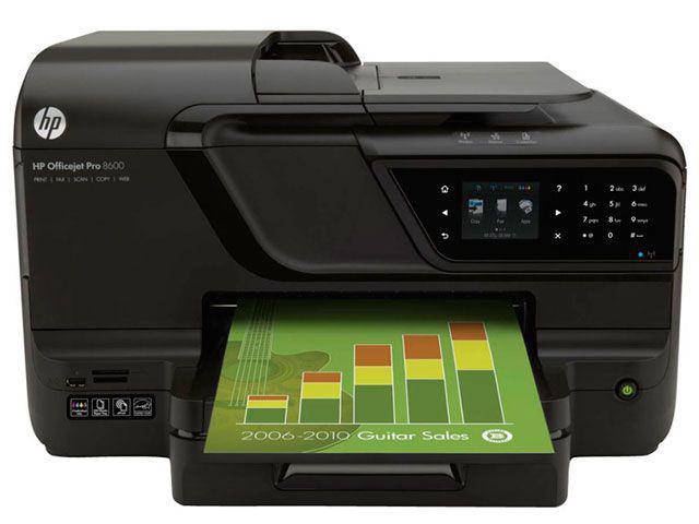 Imagem de Multifuncional 5 em 1 Wi-Fi - Copiadora Scaner Fax
