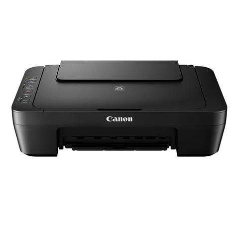 Imagem de Multifuncional Canon Pixma MG3010 Wireless - Impressora, Copiadora e Scanner