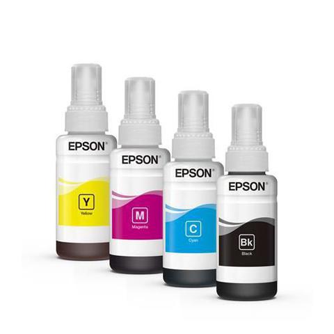 Imagem de Multifuncional Epson Ecotank - L395