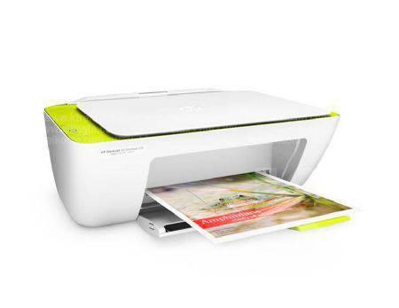 Imagem de Multifuncional HP Deskjet Ink Advantage 2135, Branca, Jato de Tinta