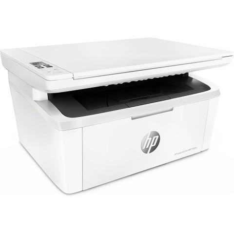 Imagem de Multifuncional HP Laser Monocromática LaserJet Pro M28w
