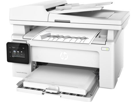Imagem de Multifuncional Hp Laserjet Pro M130fw Wi-Fi, Fax