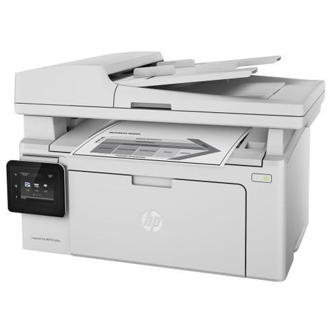 Imagem de Multifuncional HP LaserJet Pro M132FW  Impressora,  Copiadora,  Scanner e Fax
