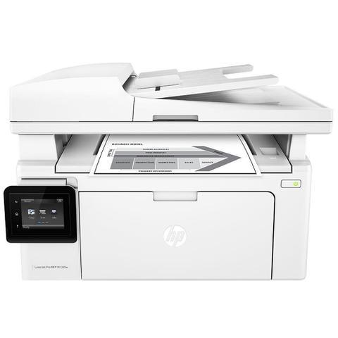 Imagem de Multifuncional HP LaserJet Pro M132FW Monocromática, Wi-Fi, USB