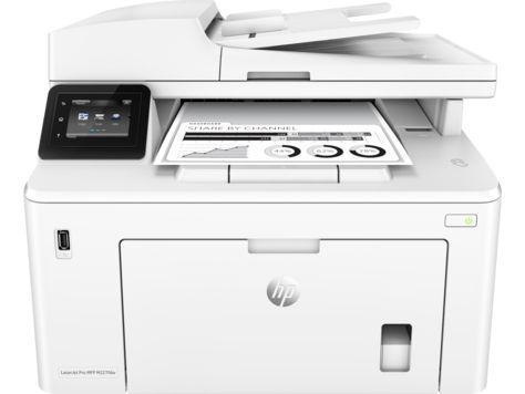 Imagem de Multifuncional HP Laserjet Pro M227FDW Fax Duplex Wireless (G3Q75A)