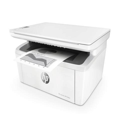 Imagem de Multifuncional HP LaserJet Pro M28W