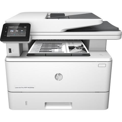Imagem de Multifuncional HP Laserjet PRO Mono M426FDW - F6W15A696