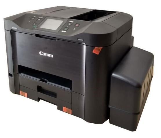 Multifuncional Canon Maxify Mb5410 Jato de Tinta Colorida Usb e Wi-fi 110v