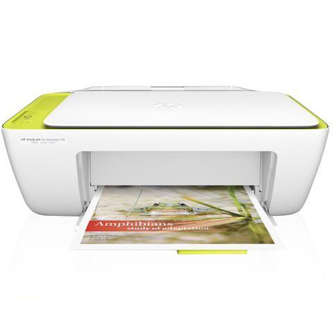 Imagem de Multifuncional Jato de tinta Colorida DeskJet Ink Advantage 2136 F5S30A HP