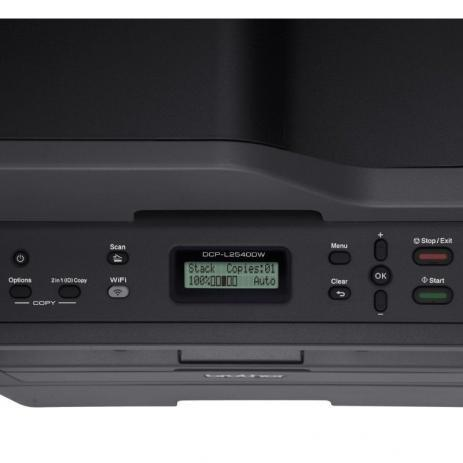 Imagem de Multifuncional Laser Monocromática DCP-L2540DW Brother DUPLEX - 110v
