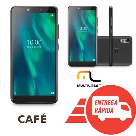 Celular Smartphone Multilaser F P9105 16gb Preto - Dual Chip