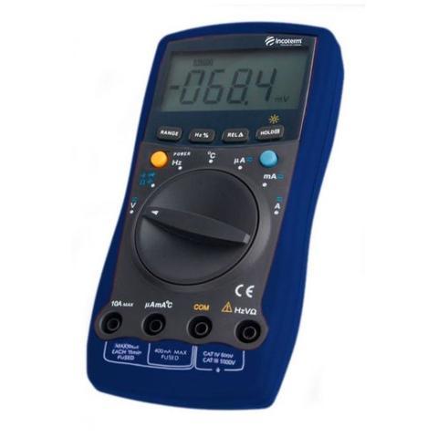 Imagem de Multimetro digital incoterm md430