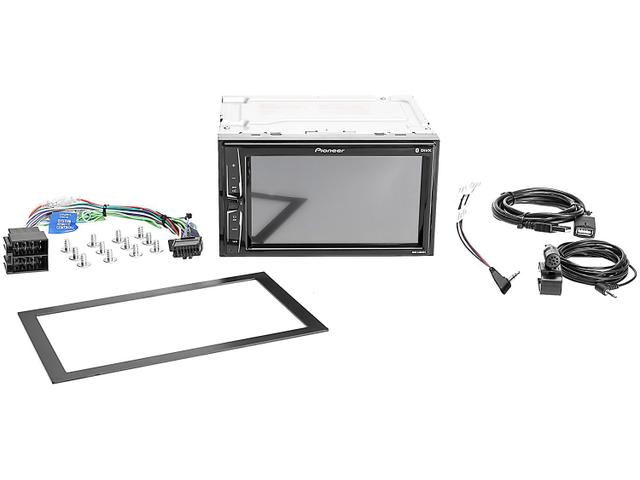 "Imagem de Multimidia Automotivo Pioneer MVH-A208VBT LCD 6,2"""
