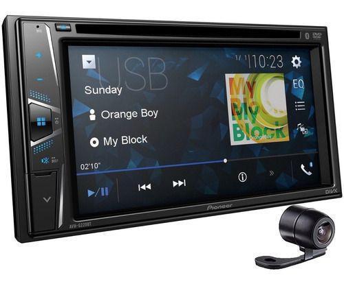 Imagem de Multimídia Dvd Pioneer 2 Din Ap757 Volkswagen + Câmera