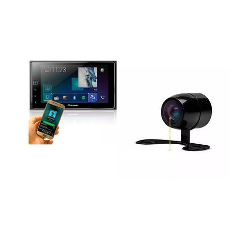 Imagem de Multimídia Pioneer Sph da138tv Bluetooth Waze e Câmera Ré