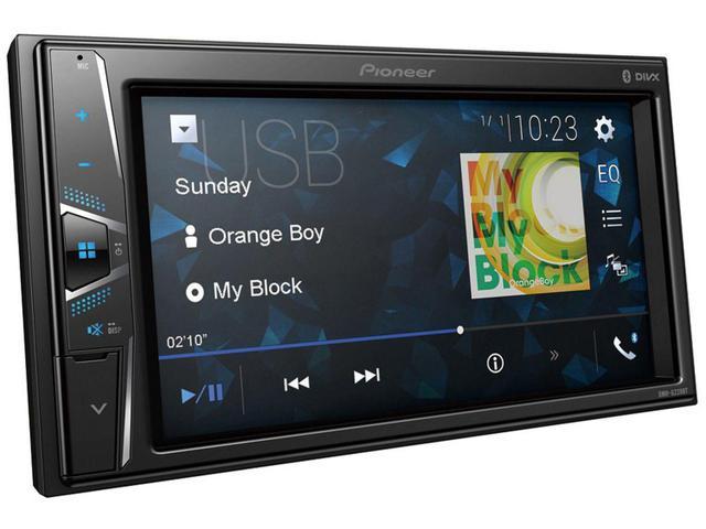 Imagem de Multimídia Receiver Avh-G228bt Com Bluetooth Pioneer - 2 DIN