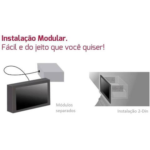Imagem de Multimídia Receiver DMH-ZS8280TVJ Modular para Jeep Renegade 8 polegadas Touch Screen
