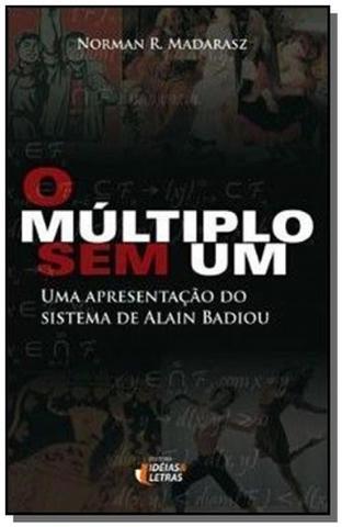 Imagem de Multiplo sem um, o - uma apresentacao do sistema d