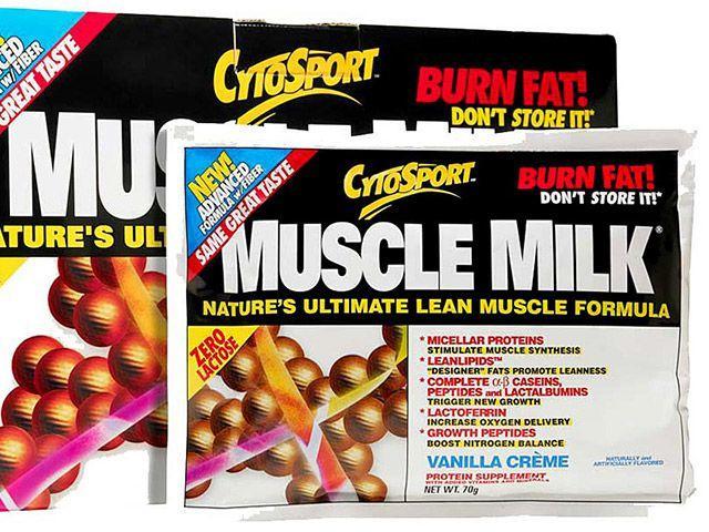 Imagem de Muscle Milk Pack Baunilha 1,120g