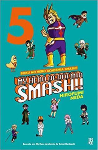 Imagem de My hero academia smash!! - vol. 5