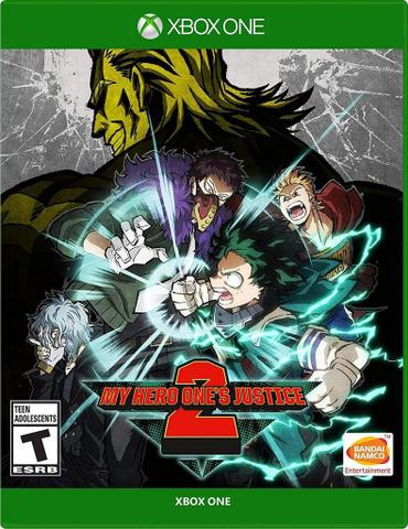Jogo My Hero Ones Justice 2 - Xbox One - Bandai Namco Games