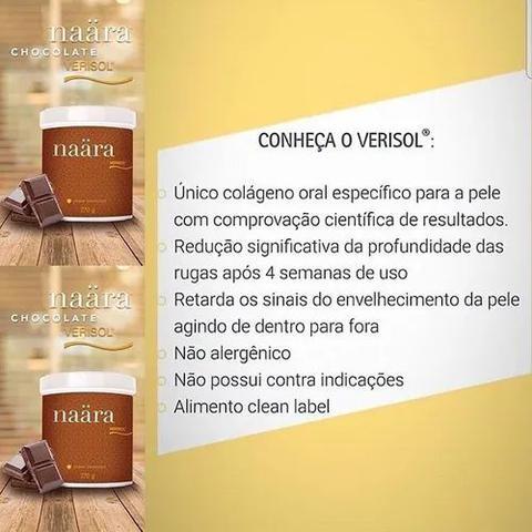 Imagem de Naara Chocolate Colageno Verisol Original - Jeunesse