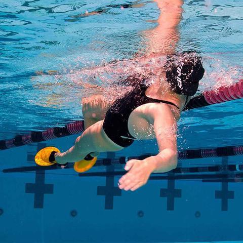 Imagem de Nadadeira Pé de Pato Peito Finis Positive Drive