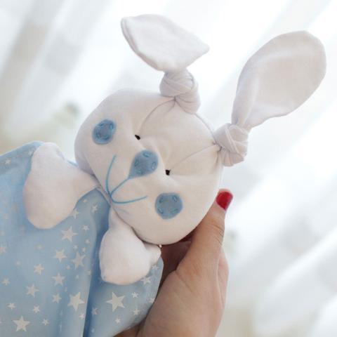 Imagem de Naninha Estrela Azul com Sapatinho