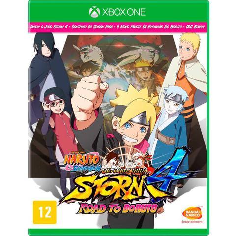 Imagem de Naruto Shippuden Ultimate Ninja Storm 4 Road to Boruto - Xbox One