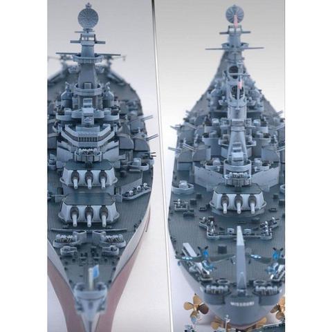 Imagem de Navio Couracado USS Missouri BB-63 14222 - ACADEMY