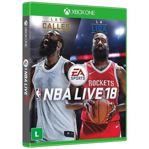 Jogo Nba 2k18 - Xbox One - 2k Games