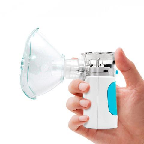 Imagem de NEBMESH PLUS Inalador e Nebulizador de Rede Vibratória G-Tech