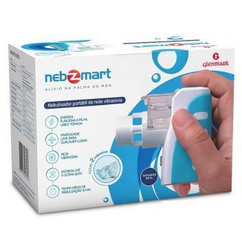 Imagem de Nebzmart Inalador Nebulizador Kit Completo