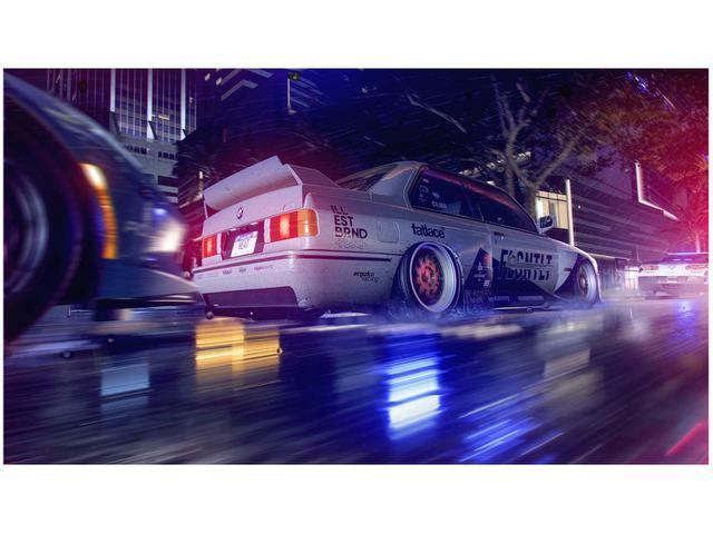 Imagem de Need for Speed Heat para PS4