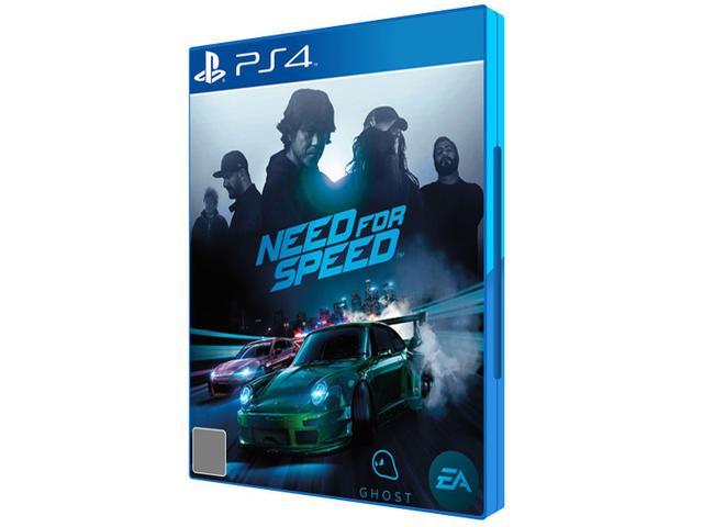 Imagem de Need for Speed Rivals para PS4