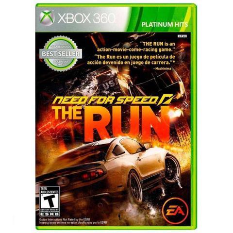 Imagem de Need For Speed The Run - Xbox 360
