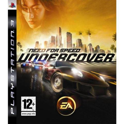 Jogo Need For Speed Undercover - Playstation 3 - Ea Games