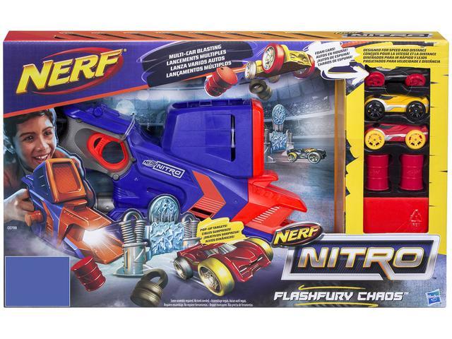 Imagem de Nerf Nitro FlashFury Chaos Hasbro