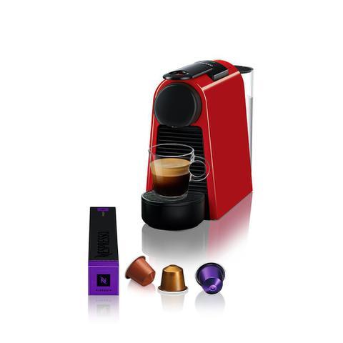 Imagem de Nespresso Essenza Mini Vermelha, Cafeteira - 110V  D30
