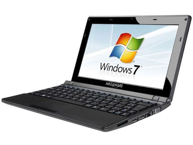 Imagem de Netbook Megaware PAM0015 c/ Intel Atom
