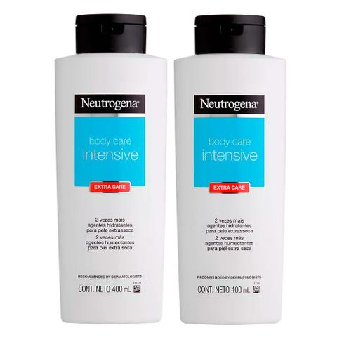 Imagem de Neutrogena Body Care Intensive Kit - Hidratantes Corporais