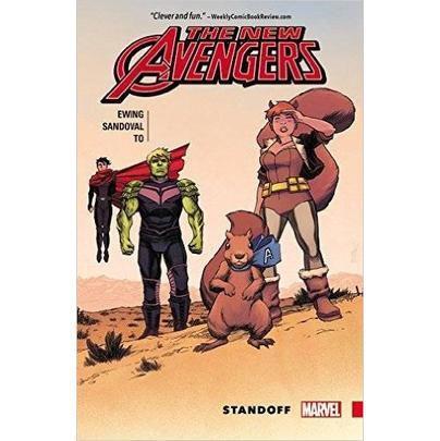 Imagem de New Avengers - A.I.M. Vol. 2
