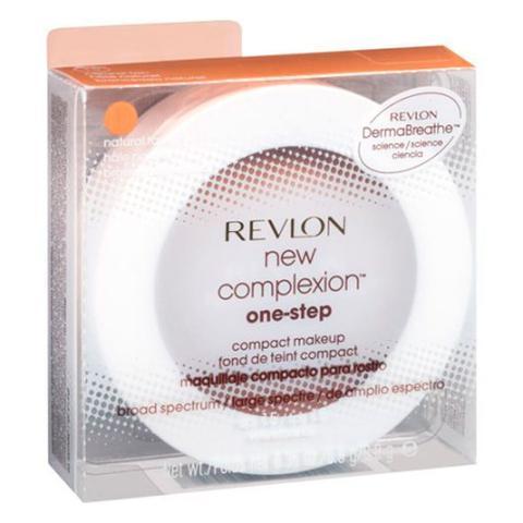 Imagem de New Complexion One-Step Compact Makeup Revlon - Base 3 em 1