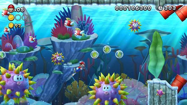 Imagem de New Super Mario Bros. U Deluxe - Switch