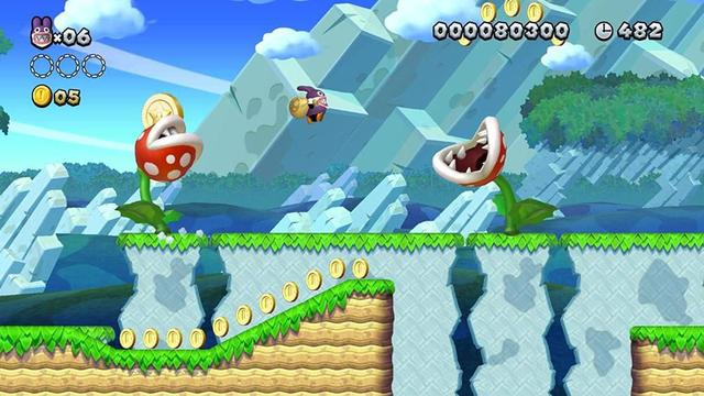 Imagem de New Super Mario Bros. U Deluxe - Switch