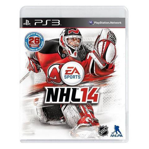 Jogo Nhl 14 - Playstation 3 - Ea Sports